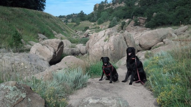 Castlewood Canyon State Park - August 8th