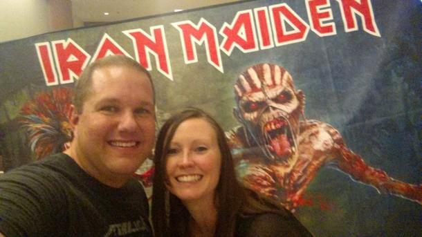 Iron Maiden in Denver