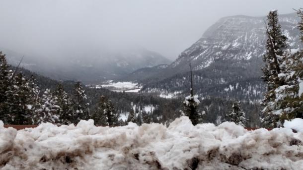 Colorado New Mexico Border