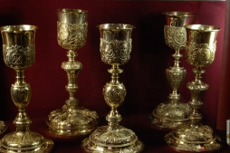 Beautiful chalices